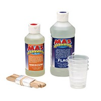 MAS Epoxies Small FLAG Epoxy Kit