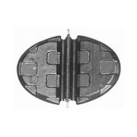 Mercury Water Shutter For Multi Piece Exhaust Y