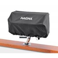 Magma Barbeque Cover Sunbrella Jet Black for Newport