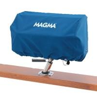 Magma Barbeque Cover Sunbrella Pacific Blue for Newport
