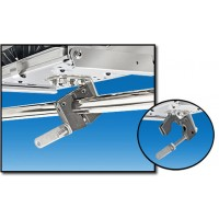 """Magma Single Mount fits Standard Round Rails 7/8 or 1"""""""