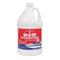 Marykate On & Off Hull Cleaner Liquid - One Gallon Bottle