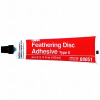 3M Feathering Disc Adhesive 5 Fluid Ounces Tube