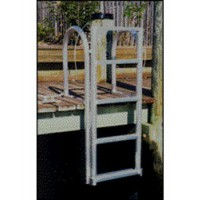 Monarch Lifting Dock Ladder
