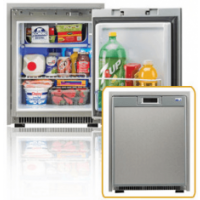 Norcold Refrigerator DC Stainless Steel
