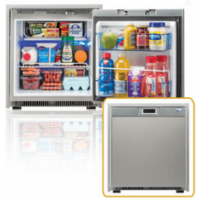 Norcold Refrigerator AC/DC Stainless Panel