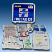 Orion Fish 'N Ski First Aid Kit - 74 Total Pieces