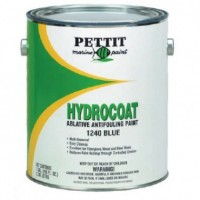 Pettit Paint Hydrocoat Blue - Quart