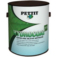 Pettit Paint Hydrocoat ECO Black - Gallon