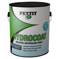 Pettit Paint Hydrocoat Black - Quart