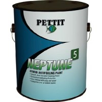 Pettit Paint Neptune 5 Black - Gallon