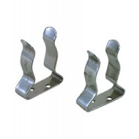 """Perko Spring Clamps Stainless Steel 5/8"""" Min 1-1/4"""" Max"""
