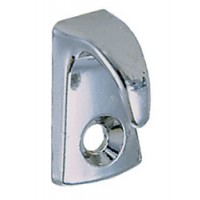 "Perko Utility Hook Chrome Plated Zinc 15/16"" X 1/2"""