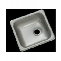 "Sink Stainless Steel Rectangular - 10-11/18"" X 13"""
