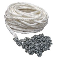 Powerwinch Anchor Line w/ Chain