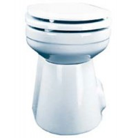 Raritan Crown Head II Toilet Marine Bowl Angle Discharge