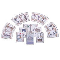 Sea-Dog Playing Cards Waterproof