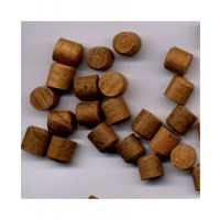 S & J Teak Wood Plugs 12 Pack