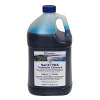SeaLand SanX TDX Treatment Chemical 1 Gallon Bottle