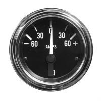 Stewart Warner Ammeter 60-0-60 Amp