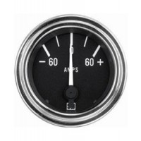 Stewart Warner Ammeter 60-0-60 Amps