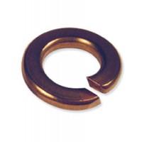 Silicone Bronze Lock Washers