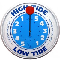 Schelling Tide Timer Clock Indoor/Outdoor Style