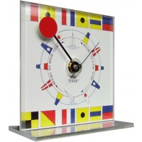 Schelling Tide Timer Clock Code Flag Style