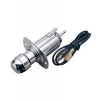 Sea-Dog Cigarette Lighter Chart Light Combo Stainless