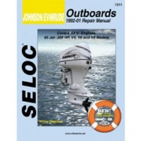 Seloc Engine Manual Johnson Evinrude Outboards - 1992-2001