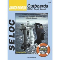 Seloc Engine Manual Johnson Evinrude Outboards - 1990-2001