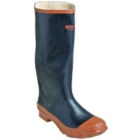 "Servus Black Swamp Boots 16"" High"