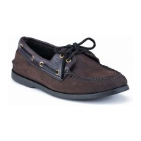 Sperry Top-Sider Authentic Original Boat Shoe Buc Brown