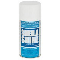 Shiela Shine Stainless Steel Cleaner & Polish - 10 Oz Spray