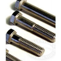 Stainless Steel Hex Head Machine Bolts