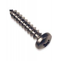Stainless Steel Pan Head Phillips Tapping Screws