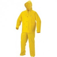 Stearns Foul Weather Gear Set - Yellow
