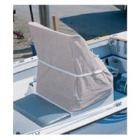 Taylor Center Console Cover Heavy Duty White Vinyl