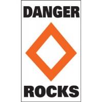 "Taylor Sur-Mark Buoy Labels Rocks, 13"" x 24"""