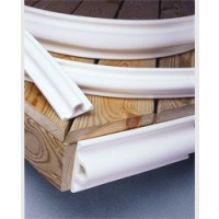 Taylor Heavy Duty Rubber Dock Extrusions