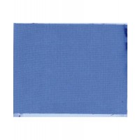 Telescope Director Chair Cover Blue Mesh - Back & Seat