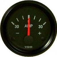 VDO Ammeter 30-0-30 Amp