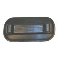 Weaver Rubber Pads for Snap Davit Kit - Black