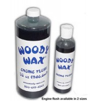 Woody Wax Engine Flush Treatment - 16 Ounce Bottle