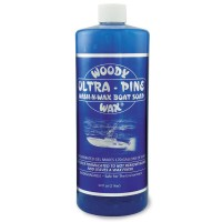 Woody Wax Ultra Pine Wash & Wax Boat Soap - 34 Ounce