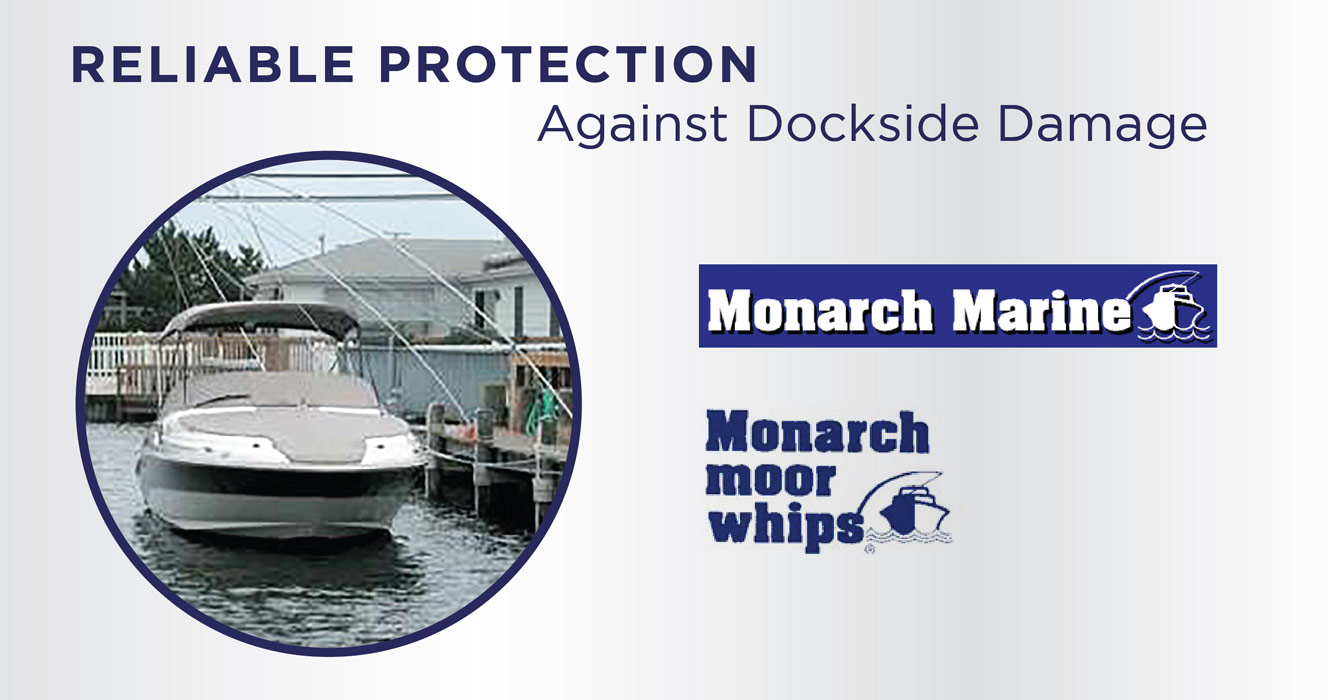 Monarch Mooring Whips