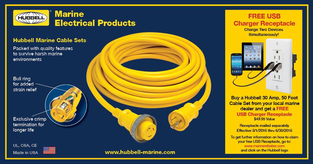 Hubbell Rebate