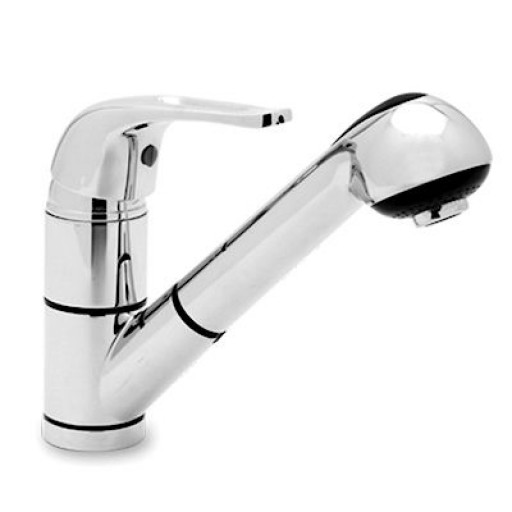 Ambassador Shurflo Faucet Mini Pull Out Galley Chrome - Faucets ...