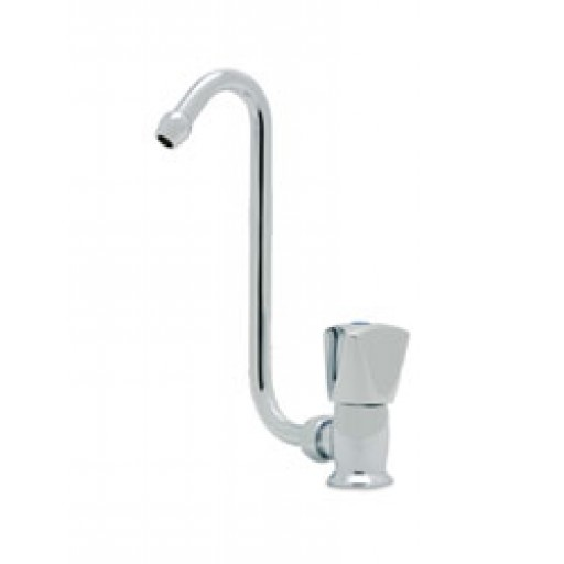 Ambassador Shurflo Faucet Cold Only Folding Chrome - Faucets, Sinks ...