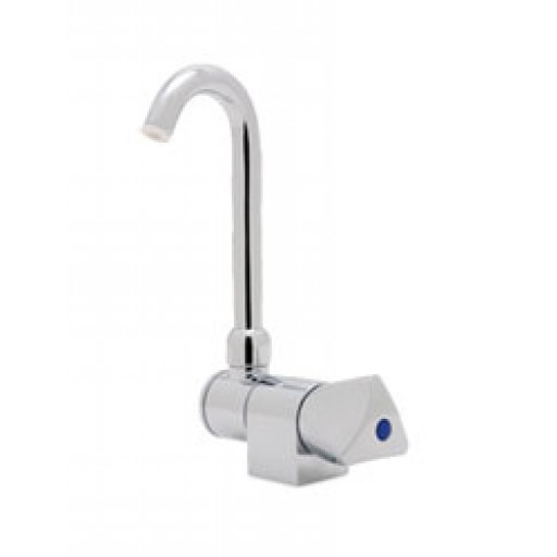 Ambassador Shurflo Faucet Cold Only Chrome Brass - Faucets, Sinks ...